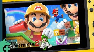 Why Super Mario Maker 2 is such a Big Deal (Nintendo Switch)