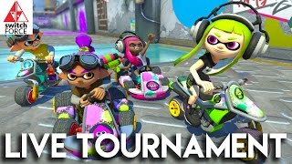 Mario Kart 8 Deluxe Tournament - Online Switch Gameplay