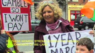 Fighting Women Of Ireland
