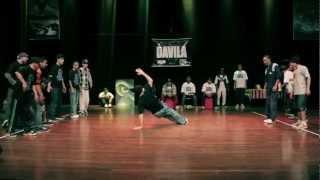 Back Spin Crew vs Street Breakers - Final - DAVILA 2012