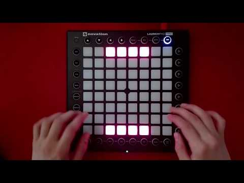 Launchpad Cover---Imagine Dragons - Radioactive (Synchronice Remix)