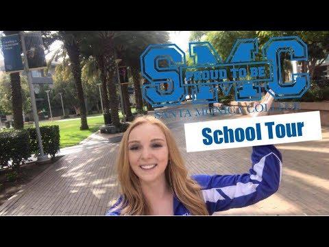 Santa Monica College School Tour