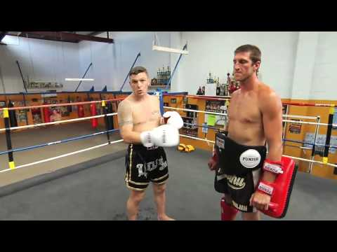 John Wayne Parr - Locked & Loaded 3 DVD Muay Thai training box set