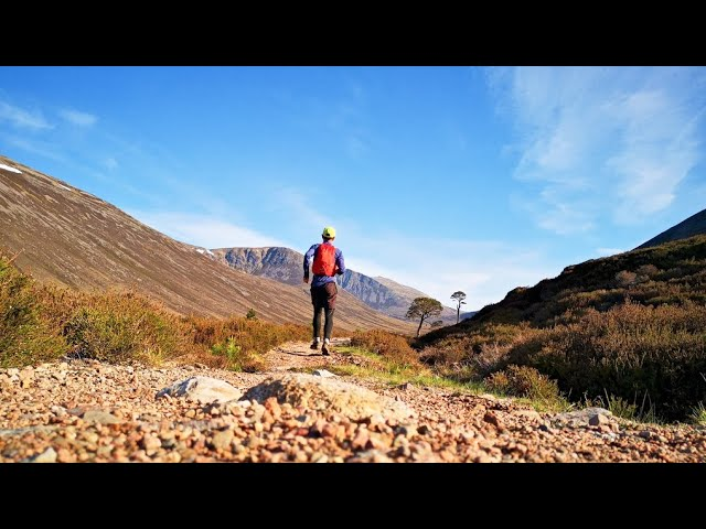 Cairngorms Ultra Recce