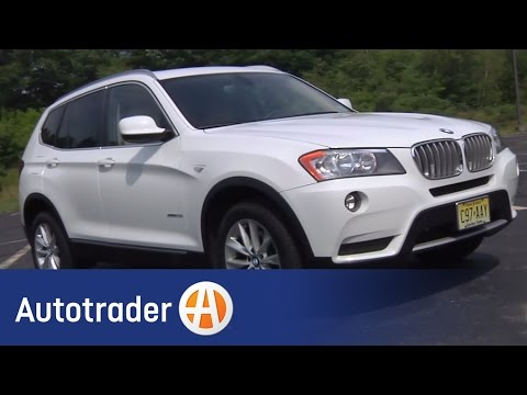 2011 BMW X3 - AutoTrader New Car Review