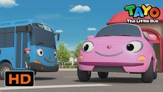 Download Tayo S5 EP21 Bahasa Indonesia l Heart Menjadi Sebuah Mobil Besar l Tayo bus kecil Mp3