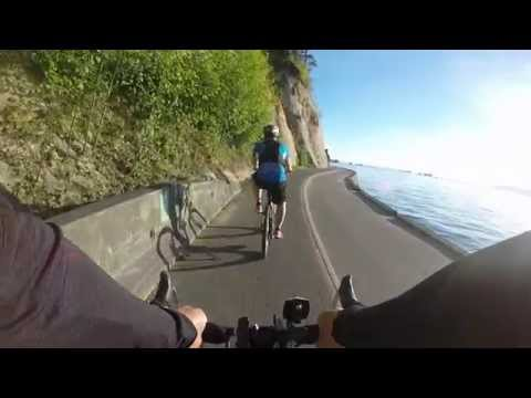 GoPro - Biking in Stanley Park Vancouver