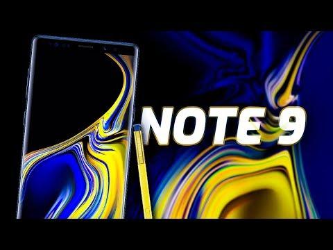 Samsung Galaxy Note 9 review español | AHORA SÍ
