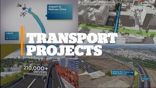 Why do Melbourne's transport projects cost so much?
