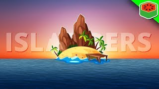 WELCOME TO PARADISE CITY! | Islanders
