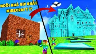 Minecraft, Nhưng Noob Sở Hữu Ngôi Nhà Vip Nhất! T Gaming Có Ngôi Nhà Kim Cương Siêu Vip ??