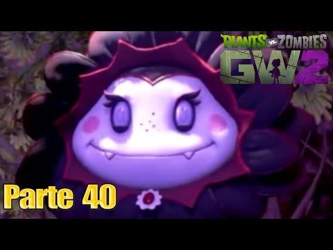 Plants vs Zombies Garden Warfare 2 - Parte 40 Flor Vampiro - Español