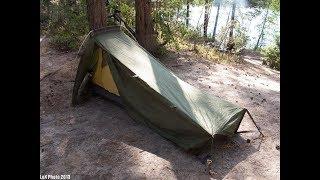 Соло-палатка Splav «Jaguar 1». Обзор.