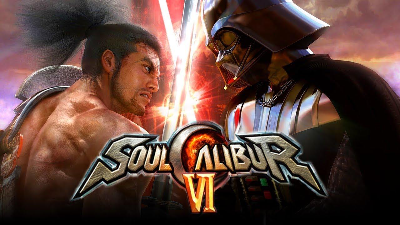 Soul Calibur 6 Characters