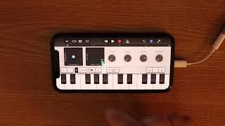 Post Malone - Psycho on iPhone (GarageBand)