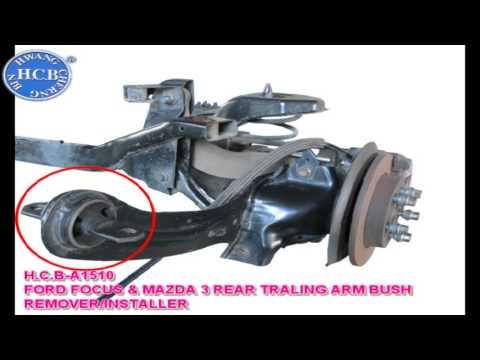 FORD FOCUS MK2 ST 225  REAR UPPER LOWER REAR WISHBONE SUSPENSION ARMS