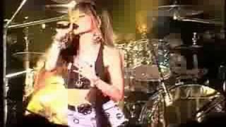 """Steffanie w/ Show-Ya, """"Show-Ya Rock"""" from Show-Ya """"Touch The Sun"""" C..."""