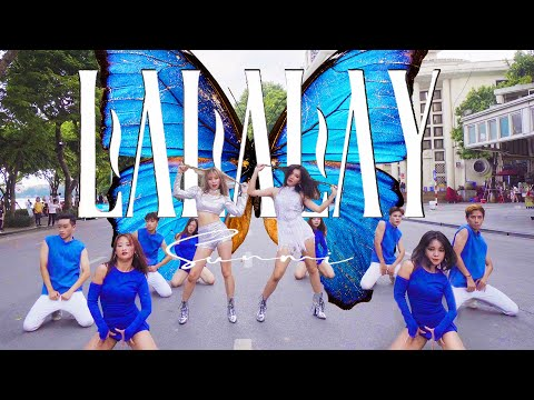 [KPOP IN PUBLIC CHALLENGE]ㅣSUNMI(선미) _ LALALAY(날라리)ㅣ Dance Cover By Oops! Crew From Vietnam.