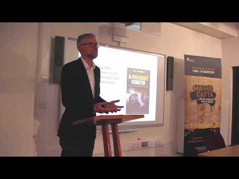 Rebellious Citizens: 800 Years of Citizen Politics - Dr Christian Liddy, Durham University