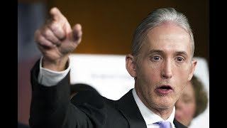 WOW: Trey Gowdy to AG Jeff Sessions: Its NOT Appropriate for Trump to speaks on a Open Investigation