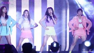 [171015]대구K-POP 미친콘서트_5부[UP&DOWN](Focus.Hani)/하니직캠 위아래