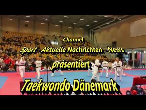 Best moments - DANSKE MESTERSKABER TAEKWONDO - Taekwondo Dänemark 18.11.2017