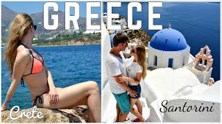ГРЕЦИЯ: Крит, САНТОРИНИ /follow me in Greece: Crete, Santorini / VLOG(Вем привет! Берём вас с собой в Грецию, а точнее на Крит и остров Санторини! Я влюбилась в эту страну, и хочу..., 2015-09-05T21:27:58.000Z)