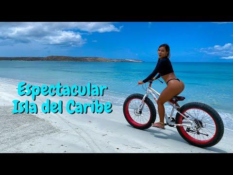 Cubagua una ISLA PARADISÍACA DEL CARIBE en Venezuela