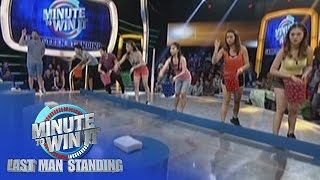 Sticky Situation   Minute To Win It - Last Teen Standing   ABS-CBN Entertainment
