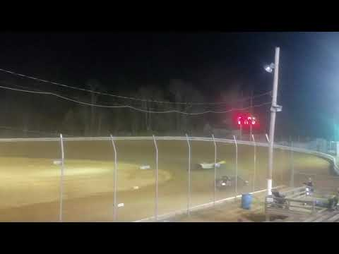 Jeremy Pilkerton Takes The Checkered Flag At Potomac Speedway!! 4/13/18