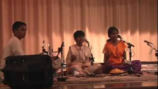 South Indian Music Academy Thygarajah day 2008