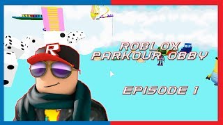 ROBLOX OBBY PARKOUR EPISODE 1