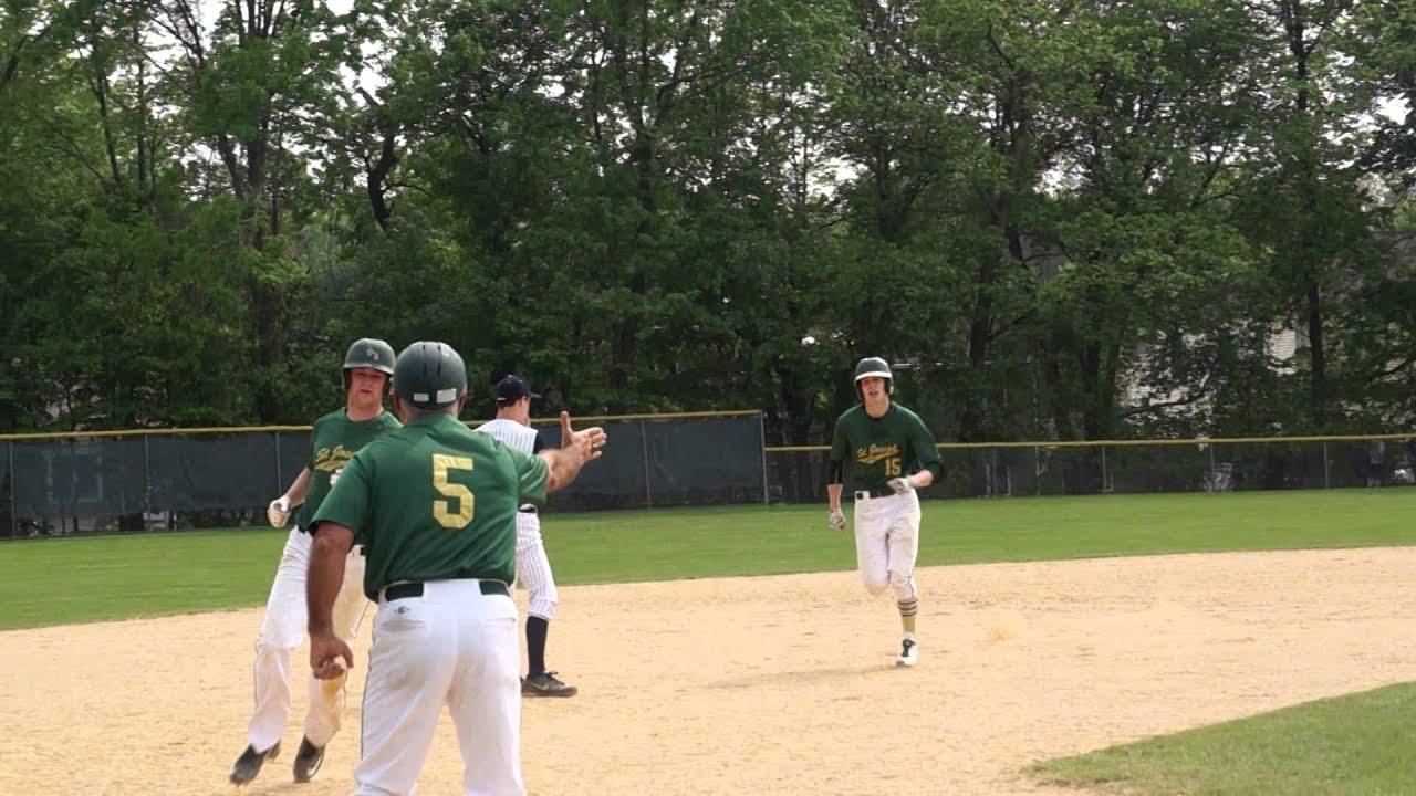 St. Joseph Regional's Devin Ortiz unloads game-tying 3-run ...