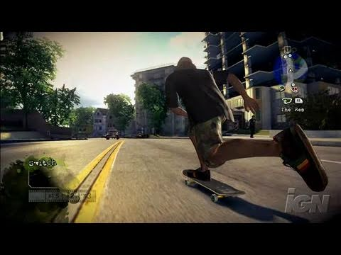 Skate Xbox 360 Review - Video Review (HD)