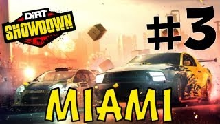 Dirt Showdown - MIAMI (Gameplay/Commentary) [PC/HD]