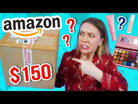 НЕ ПОКУПАЙСТЕ MYSTERY BOX С КОСМЕТИКОЙ! на AMAZON!
