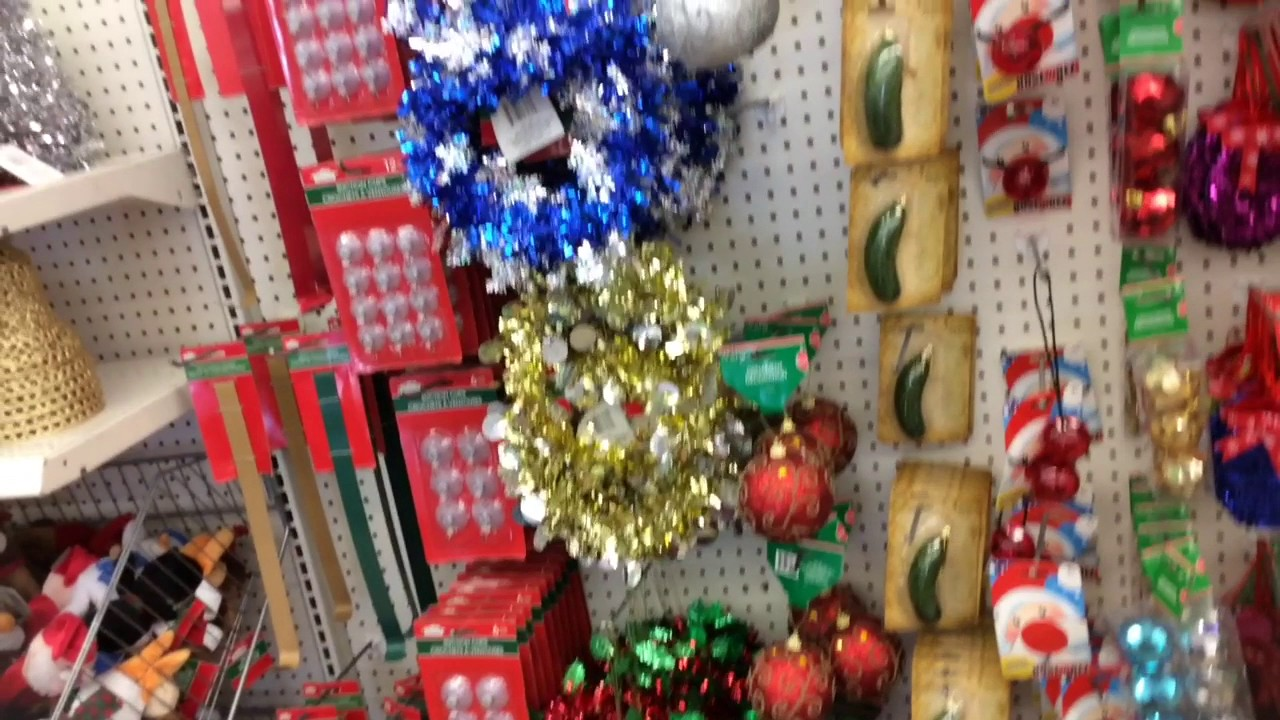2016 halloween christmas decorations at the dollar store tgfp ep 1246