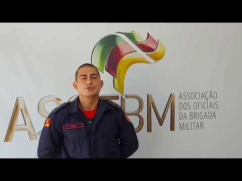 Aluno-oficial do CBMRS
