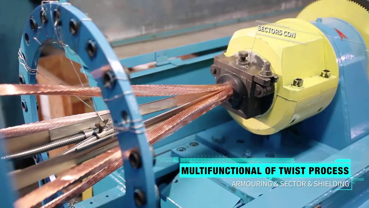 TAI-I Electric Wire and Cable Company Film Introduction - YouTube