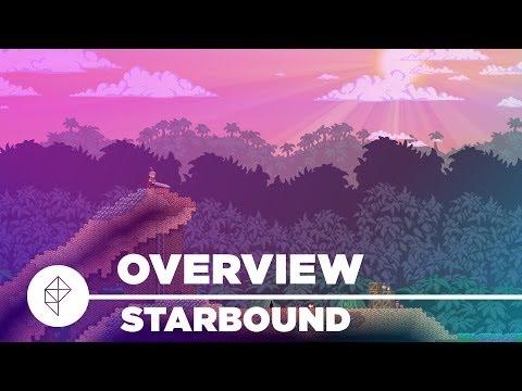 Starbound - Gameplay Overview