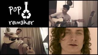 Somebody that I used to know official acoustic/acústico - Gotye by POP REMAKER
