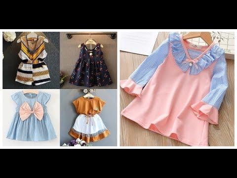 5d40b1e9afa casual toddler little girls dresses=kids summer wear outfits=decent baby  dress clothes