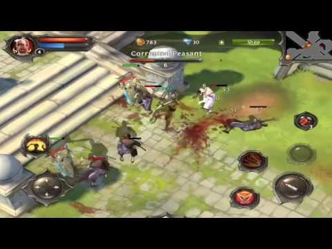 Blademaster Class For Dungeon Hunter 4 Ipad App
