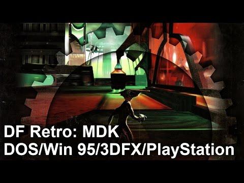 DF Retro: MDK - Shiny Entertainment's PC Masterpiece