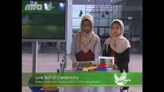 Urdu Fit4Kids Special - Kids on Jalsa - Jalsa Salana Germany 2012