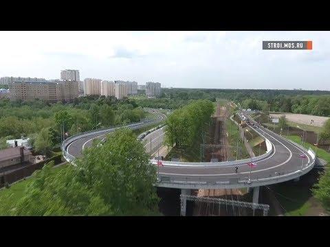 Игорь Брынцалов о строительстве эстакады в Балашихе
