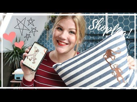 INTERIEUR & FASHION SHOPLOG! | SISSY-BOY, SCOTCH AND SODA, MONKI, & VINTAGE!