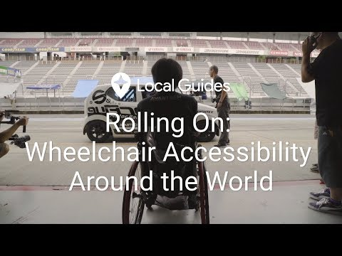 Rolling On: Stories About Wheelchair Accessibility Around the World