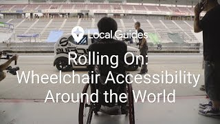 Stories About Wheelchair Accessibility Around the World - Rolling On Trailer thumbnail