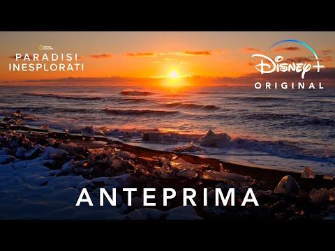 Disney+   Paradisi Inesplorati - Serie Originale in Streaming dal 16 Aprile